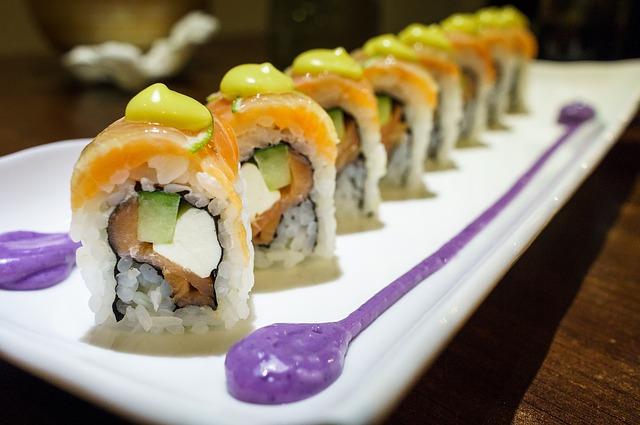 сбалансированное питание японцев - залог долголетия