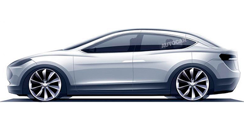 Тесла модель III