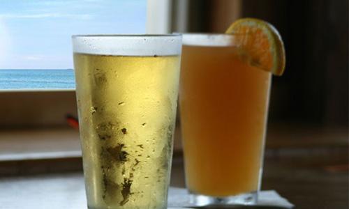 Холодное пиво быстро охладить